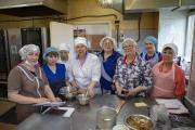 Мастер-класс для пекарей в ресторане «Север» / Фото Игоря Ибраева
