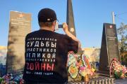 Поисковики осмотрели воинские мемориалы в населённых пунктах НАО / Фото Андрея Николаева