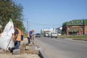 Реконструкция улицы Полярной / Фото из архива «НВ»