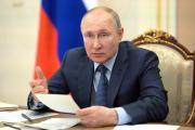 Владимир Путин / Фото kremlin.ru