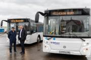 За четыре года Нарьян-Марское автопредприятие обновило автобусный парк на 30% / Фото adm-nmar.ru