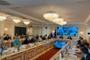 Серьёзный разговор о сухопутной территории / Фото предоставлено Ассоциацией КМНСС и ДВ РФ