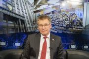 Сергей Коткин: В 2024 году, надеюсь, мы сможем поехать на материк на своих машинах / фото Игоря Ибраева