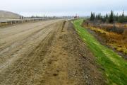 Часть трассы уже готова / Фото пресс-службы Администрации НАО