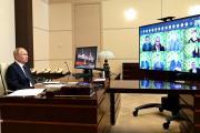 Владимир Путин считает тему встречи исключительно актуальной / Фото kremlin.ru