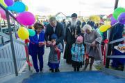 Современный детсад в селе торжественно открыли / Фото Алексея Орлова