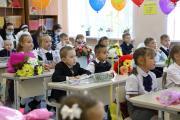 Учебный год в школах НАО начался в очном режиме / Фото Екатерины Эстер