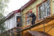 В 2021 году в НАО капитально отремонтируют 16 многоквартирных домов / Фото Екатерины Эстер