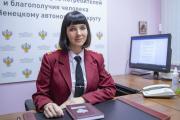 Светлана Брылева: Уровень заболеваемости в округе достаточно высокий / фото Игоря Ибраева