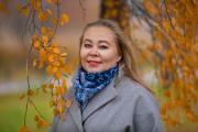 Ольга Карпова всегда на связи и готова к сотрудничеству / Фото Игоря Ибраева