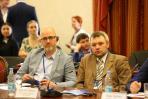 Дмитрий Солонников (справа) – участник форума «Доступная Арктика»