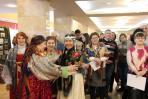 Эстафету праздника от мастеров приняли творческие коллективы