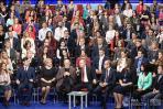 Владимир Путин отвечал на вопросы журналистов полтора часа