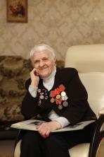 Ангелина Ивановна Тарасова