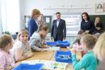 Дети довольны, губернатор рад / Фото Антона Тайбарея