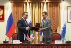 Сотрудничество двух регионов открывает новые перспективы / Фото Екатерины Шутяк