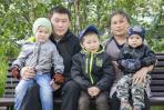 Дети – наше богатство, опора, смысл жизни / Фото Алексея Орлова