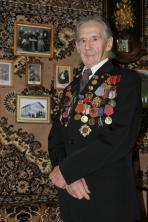 Василий Петрович Самойлов, ветеран Великой Отечественной войны / Фото из архива «НВ»