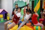 При соблюдении мер безопасности дети могут посещать игровые комнаты / Фото Алексея Орлова