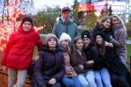 Юнкоры с одним из кураторов – Жанной Полухиной / Фото Екатерины Эстер