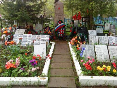 Обелиск погибшим воинам на станции Назия в Ленниградской области