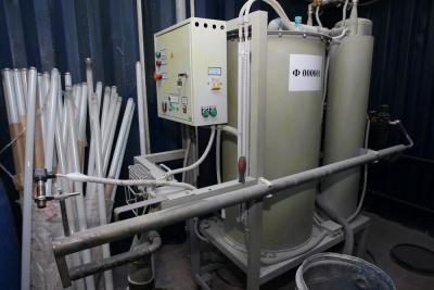 В 2012 году введена установка по утилизации ртутьсодержащих ламп