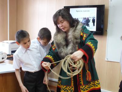 Наталья Луканова готовит своих спортсменов к будущим взрослым соревнованиям