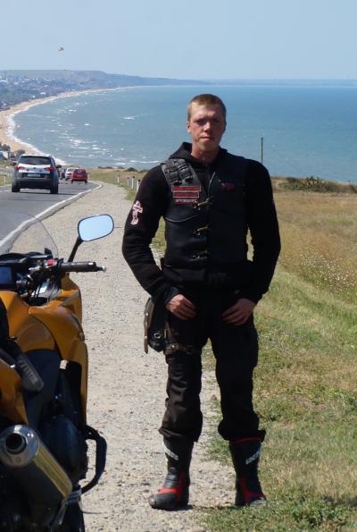 Степан Котов: с Тимана до Тамани на мотоцикле