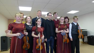 Среди воспитанников ДШИ есть будущие звезды классической сцены, уверен Дмитрий Коган