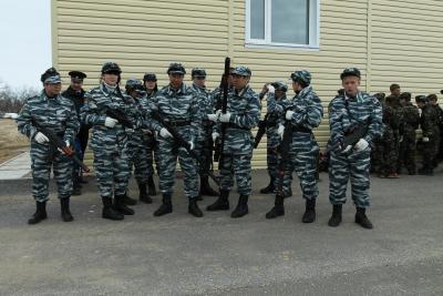 Кадеты класса МВД к «бою» готовы