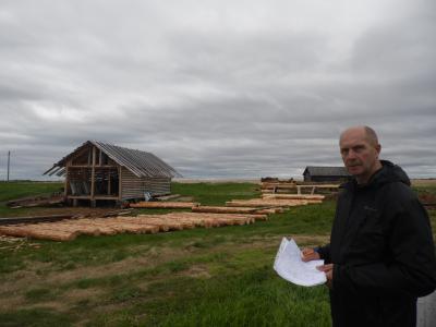 Николай Трефилов: в 2016 году в Устье должен появиться полноценный музейный комплекс