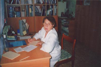 Становление медицины округа происходило перед глазами Валентины Евгеньевны Козициной