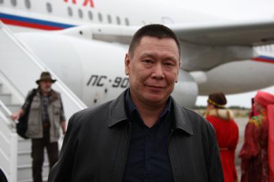 Президент РАЙПОНа Григорий Ледков
