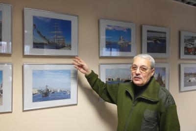 Фотохудожник Александр Клейд рассказывает о создании выставки