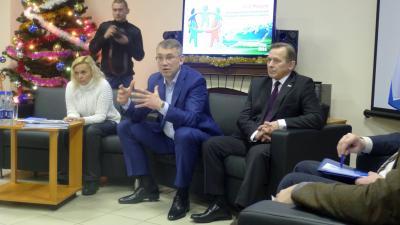 Игорь Кошин: За три года поддержка НКО увеличилась в десять раз