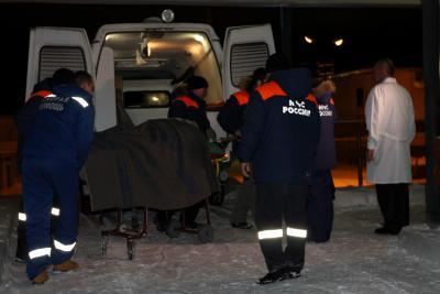 Санавиация доставила раненых в Нарьян-Мар