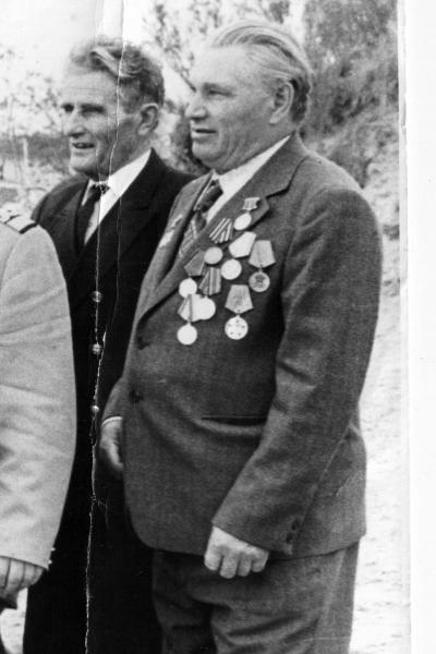 Николай Петрович Усатов