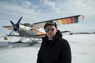 Пётр Шевелёв с детства видел небо в движении