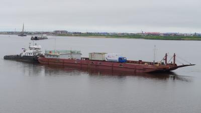 Основная транспортная артерия округа – Печора