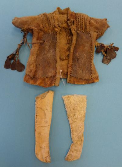 Шаманская  одежда начала ХХ века, Канинская тундра