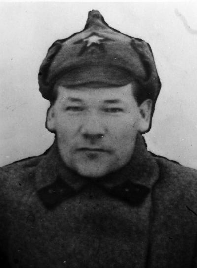 Борец с басмачеством  Афанасий Лымин,  фото 1930 года