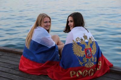 Российский триколор – символ великой страны