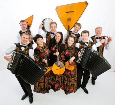 У концертного ансамбля Дворца культуры «Арктика» большое будущее