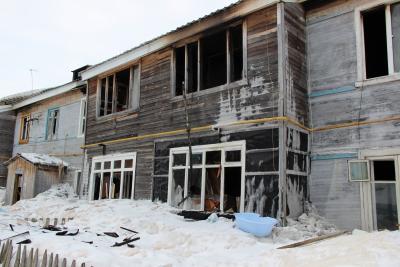С расселением погорельцев возникли сложности, маневренное жилье положено не всем