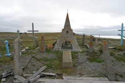 Эпоха Советского Союза оставила на острове свои памятники