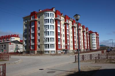 В жилом фонде НАО – 1 516 многоквартирных домов