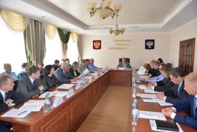 Прокурор НАО подчеркнул важность взаимодействия органов власти и силовых структур