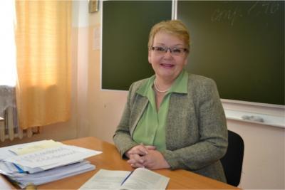 Писатель и педагог Татьяна Окладникова
