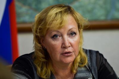 Валентина Саутина готова  принимать обращения жильцов  в любом виде