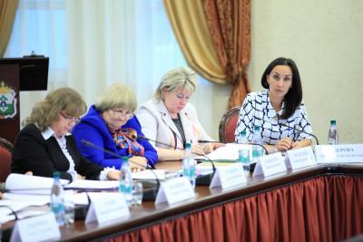 Наталия Сидорова: система профобразования региона не ориентирована на специфику НАО